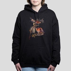 Red Shouldered Hawk Vintage Audubon Art Women's Ho