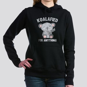 Koalafied For Anything Hooded Sweatshirt
