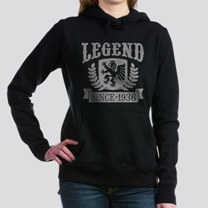 Legend Since 1936 Women's Hooded Sweatshirt