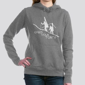 Earn Your Turns Hooded Sweatshirt
