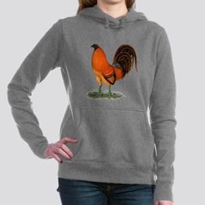 Gamecock Ginger Red Rooster Sweatshirt