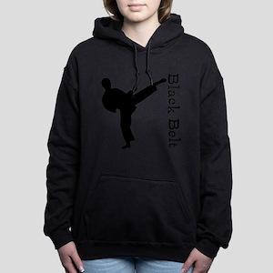 Martial Arts Women's Hooded Sweatshirt