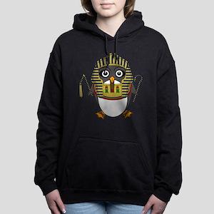 Egyptguin Women's Hooded Sweatshirt
