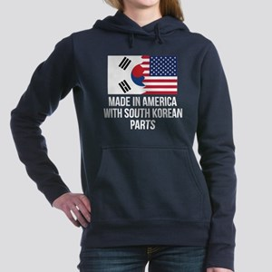 Made In America With South Korean Parts Women's Ho