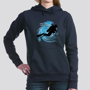 SCUBA Women's Hooded Sweatshirt