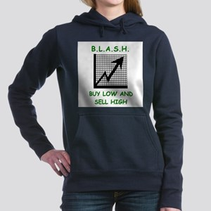 blash Women's Hooded Sweatshirt