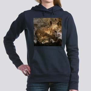 CARLSBAD CAVERNS Women's Hooded Sweatshirt