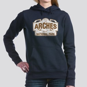 Arches National Park Women's Hooded Sweatshirt