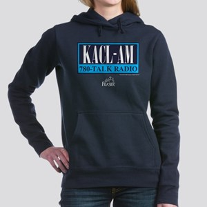 Frasier: Talk Radio Women's Hooded Sweatshirt