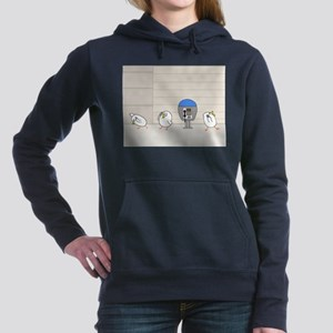 Everybody goes wireless! Hooded Sweatshirt