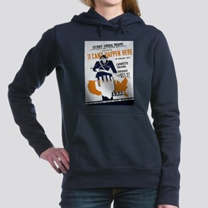 Vintage poster - It Can't Happen Here Sweatshirt