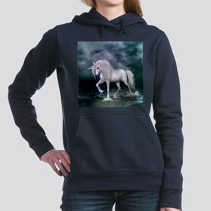 Wonderful unicorn on the beach Sweatshirt
