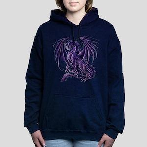 aa89d3cd614 Purple Dragon Women's Hoodies & Sweatshirts - CafePress