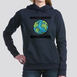 Worlds Greatest Nanoengineer Hooded Sweatshirt