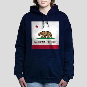 8b0cfb59 California Women's Zip Hoodie. $59.99. Flag of California Hooded Sweatshirt