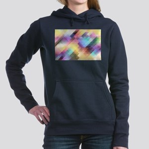 Abstract Colorful Decorative Squares Pa Sweatshirt