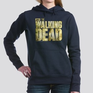 The Walking Dead Zip Hoodie Women's Hooded Sweatsh