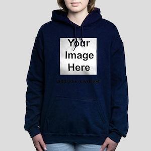 Pet stuff templates Women's Hooded Sweatshirt