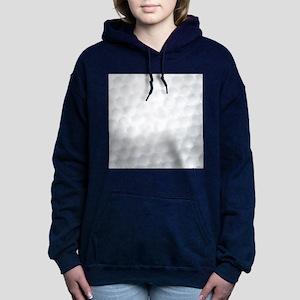 Golf Ball Texture Women's Hooded Sweatshirt