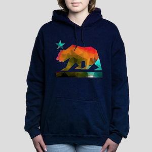 California Republic Bear (fractal design) Women's
