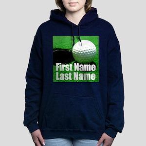 Golfball Women's Hooded Sweatshirt