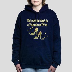 TOP ADMIN ASST Women's Hooded Sweatshirt