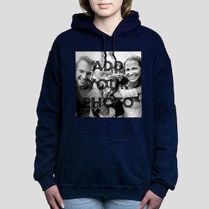 Add Your Photo Women's Hooded Sweatshirt