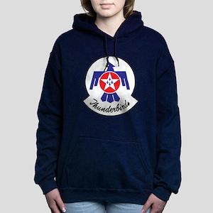 U.S. Air Force Thunderbi Women's Hooded Sweatshirt