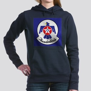 U.Sr Force Thunderbirds Women's Hooded Sweatshirt
