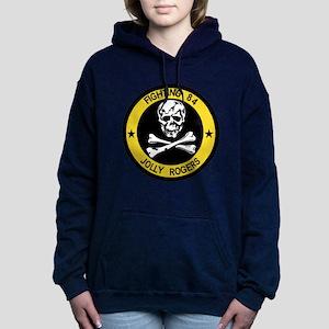 3-vf84logo Women's Hooded Sweatshirt