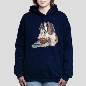 Saint-Bernard Hooded Sweatshirt