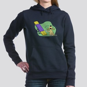 See-Saw Agility Dog Sweatshirt
