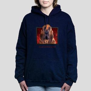 11-redblock Hooded Sweatshirt