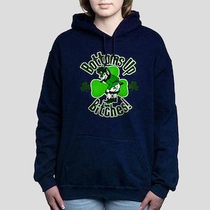 bottomupb Women's Hooded Sweatshirt