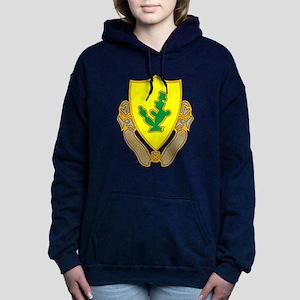 12th Cavalry Women's Hooded Sweatshirt