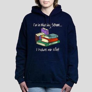 Nursing School Women's Hooded Sweatshirt