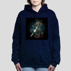 Dragon Katana01 Hooded Sweatshirt