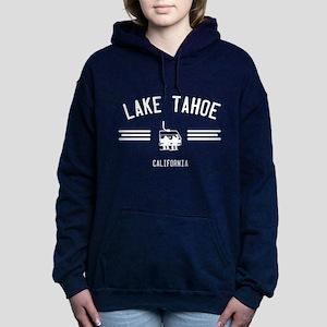 Lake Tahoe California Women's Hooded Sweatshirt