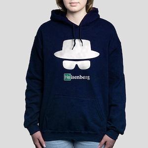 Heisenberg Hat Women's Hooded Sweatshirt