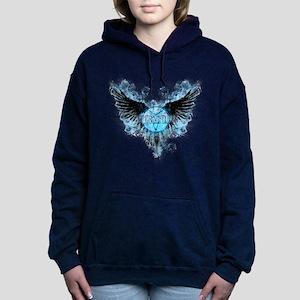 Supernatural Flaming Ghostly pentagram 3 Women's H