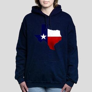Great Texas Women's Hooded Sweatshirt