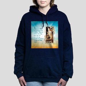 Angel of God (Day) Women's Hooded Sweatshirt