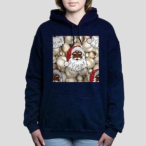 african santa claus Sweatshirt