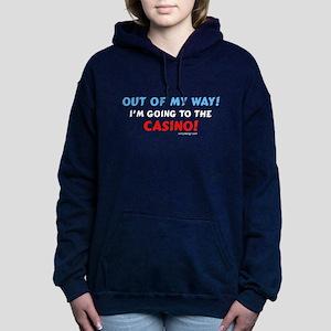 Casino Lovers Women's Hooded Sweatshirt