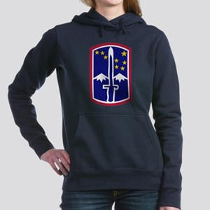 172nd Infantry Brigade.p Women's Hooded Sweatshirt