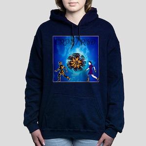 CRPS RSD Man & Woman wit Women's Hooded Sweatshirt