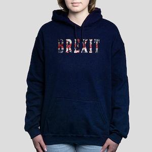 Brexit!!! Women's Hooded Sweatshirt