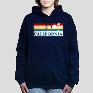 California Women's Hooded Sweatshirt