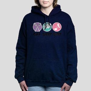 Choir Eat Sleep Sing Music Hoodie Sweatshirt