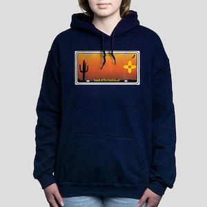 New Mexico License Plate Sweatshirt